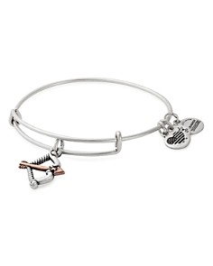 Alex and Ani - Cupid's Arrow Expandable Bracelet